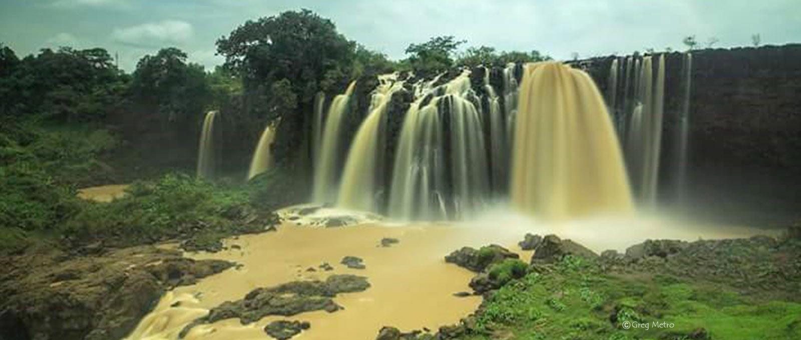 Blue Nile Falls, Bahirdar